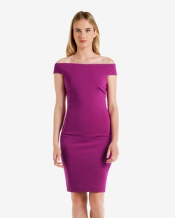 Ted Baker - Wiona Bardot Neckline Bodycon Dress