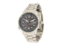 Citizen  - Eco-Drive Nighthawk Stainless Steel Watch