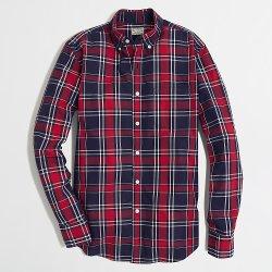 J.Crew  - Factory Washed Shirt