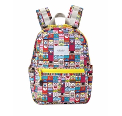 State Bags  - Kane Mash Up Mini Backpack