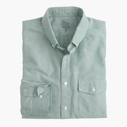 J.Crew - Slim Lightweight Oxford Shirt