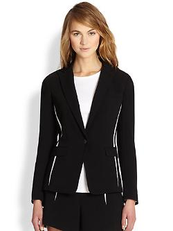 Rag & Bone  - Slash-Detailed Blazer
