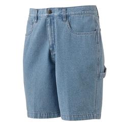 Croft & Barrow - Denim Carpenter Shorts