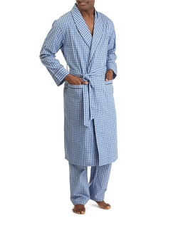 Nautica - Plaid Robe