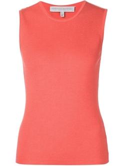 Carolina Herrera - Fine Knit Tank Top