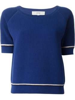 Vanessa Bruno Athé - Ribbed Knit Top