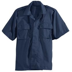 Galls -  2 Pocket Short Sleeve Poly Cotton Ripstop BDU Shirt