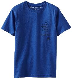 Wes & Willy  - Boys 8-20 Vint Surfer Short Sleeve Tee