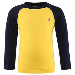 Ralph Lauren  - Long Sleeve Raglan Tee