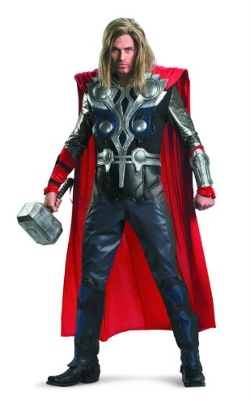 Marvel - Thor Avengers Theatrical Adult Costume