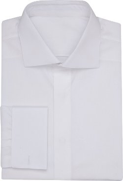 Uman - Dress Stripe Shirt