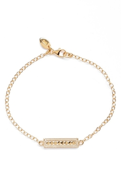 Anna Beck  - Mini Bar Line Bracelet