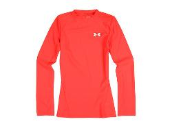 Under Armour - Kids Heat Gear L/S Tee