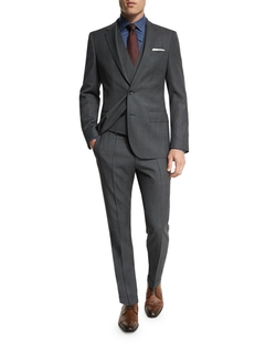 Boss Hugo Boss - Huge Genius Birdseye Suit