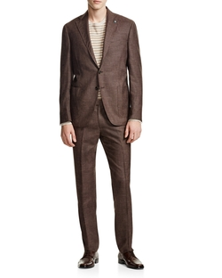 Eidos - Slim Fit Suit