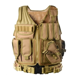 Yakeda - Army Fans Tactical Vest