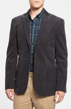 Wallin & Bros.  - Trim Fit Corduroy Blazer