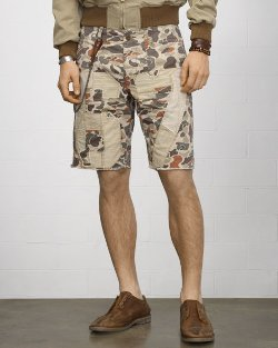 "Ralph Lauren - ""67"" Utility Shorts"