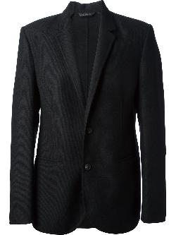 CALVIN KLEIN COLLECTION - button up blazer