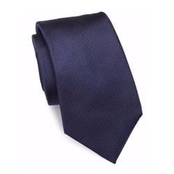 Isaia - Textured Silk Tie