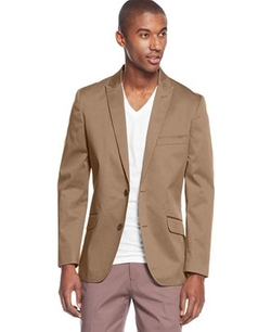 INC International Concepts  - Collins Slim-Fit Blazer