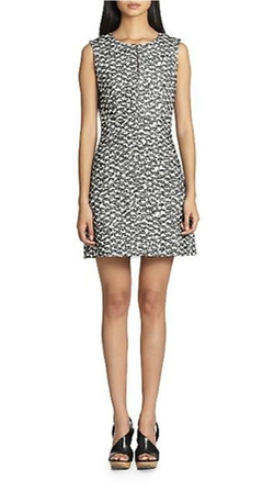 Diane Von Furstenberg  - Yvette Tweed Dress