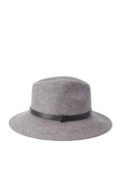 Forever21 - Raw-Cut Wool Fedora Hat