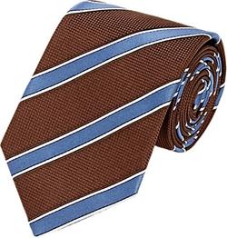 Isaia - Jacquard Seven-Fold Necktie