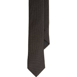 Saint Laurent  - Micro Lurex Skinny Tie