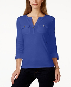 Charter Club - Henley Utility Top