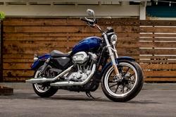 Harley Davidson - Superlow Motorcycle