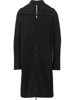 Poème Bohémien - Long Zipped Coat