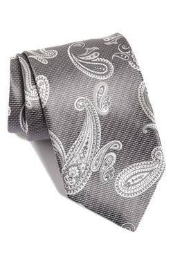 David Donahue - Paisley Silk Tie