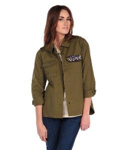 Vintage Havana - Military Jacket