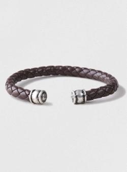 Topman - Plait Cuff Bracelet