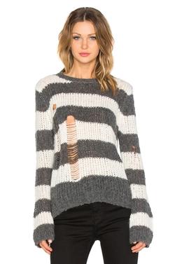 Pam & Gela - Holey Sweater