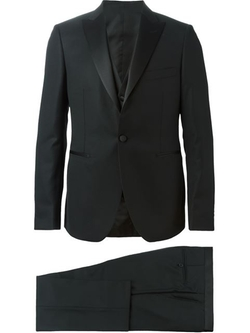 Tagliatore - Three-Piece Dinner Suit