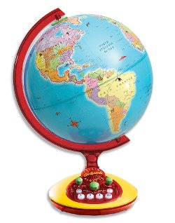 Educational Insights  - Geosafari Jr Talking Globe