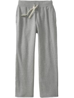 Old-Navy - Jersey-Fleece Sweatpants