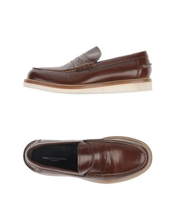 Paolo Pecora - Solid Leather Moccasins