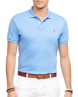Polo Ralph Lauren  - Pima Soft-Touch Polo Shirt