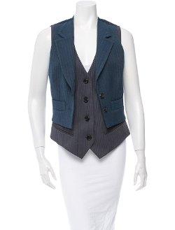 Marc Jacobs  - Wool Vest