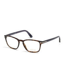 Tom Ford - Transparent Havana Eyeglasses