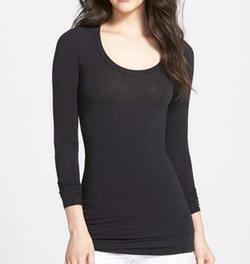 Splendid - Long Sleeve Tee Shirt
