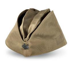 Russian WWII  - Era Overseas Cap