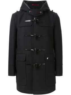 Loveless   - Hooded Duffle Coat