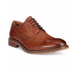 Alfani - Tyler Wing-Tip Derby Oxford Shoes