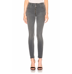 Mother  - Fly Stunner Fray Jeans