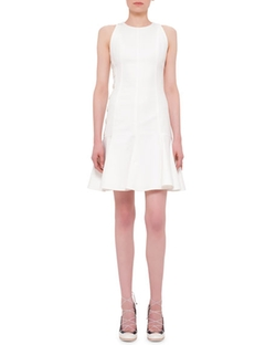 Akris Punto  - Sleeveless Fit-&-Flare Dress