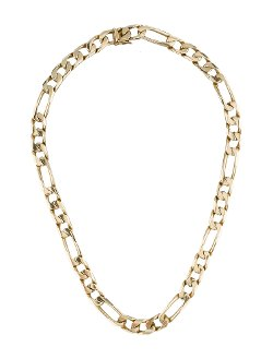 The Real - Figaro Chain Necklace